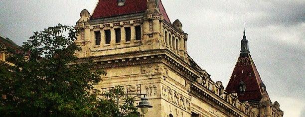 BME K épület is one of Posti che sono piaciuti a Csaba.