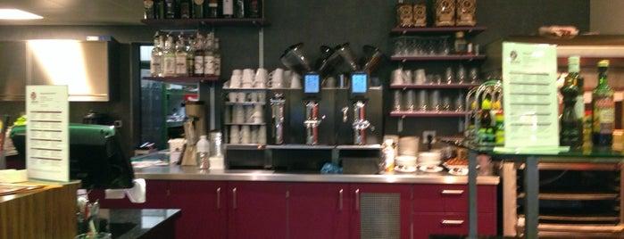 Bäckerei Bruhin is one of Tempat yang Disukai Christine.