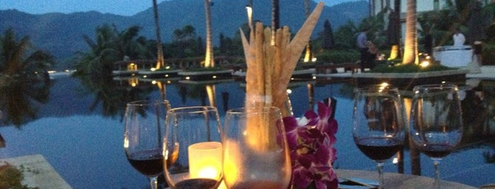 Silk Restaurant & Bar is one of SOUTH EAST ASIA Dining with a View.
