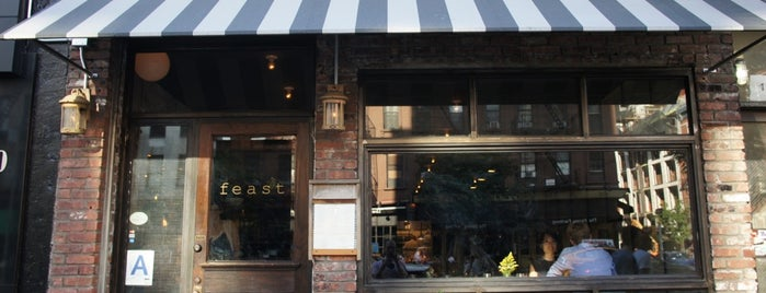 Feast is one of NYC 2014 top brunch spots.