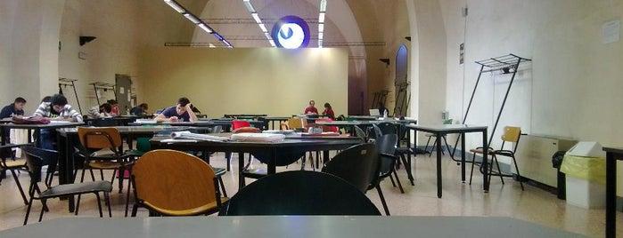Biblioteca Petrarca - Unipv is one of Pavia: luoghi utili.