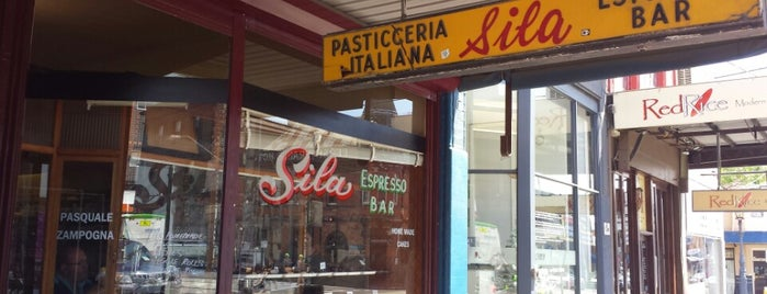 Sila Espresso Bar is one of Favorite Food places.