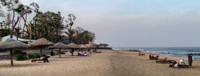 Vivanta by Taj - Fisherman's Cove is one of Chennai.