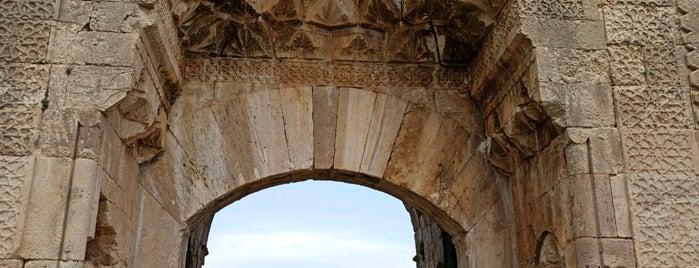 Evdirhan is one of Antalya.