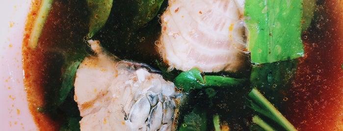 ลุงอี๊ด ลาบไก่ ลาบปลา ห้าแยก is one of Thailand.