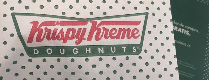 Krispy Kreme is one of GloPau : понравившиеся места.
