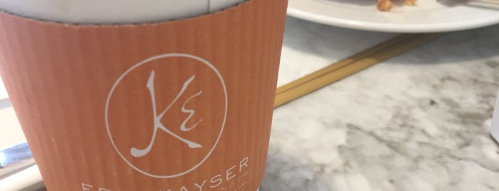 Maison Kayser is one of Locais curtidos por Karla.