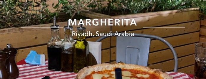Margherita is one of Riyadh Food.