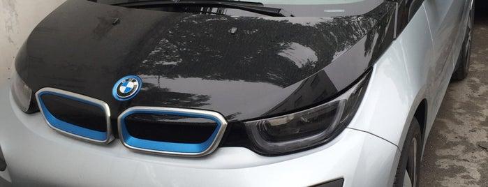 BMW & Mini 4S | Shanghai Zhonghuan Baozen (上海宝诚中环) is one of SHANGHAI.
