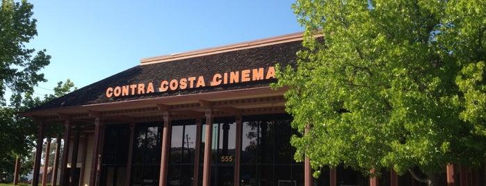 Contra Costa Cinemas is one of Orte, die Bryan gefallen.