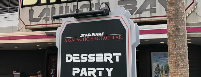 Star Wars: A Galactic Spectacular Dessert Party is one of Hard's Liked Places.