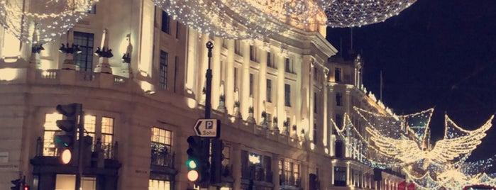 Molton Brown London Regent Street is one of Soho, London.