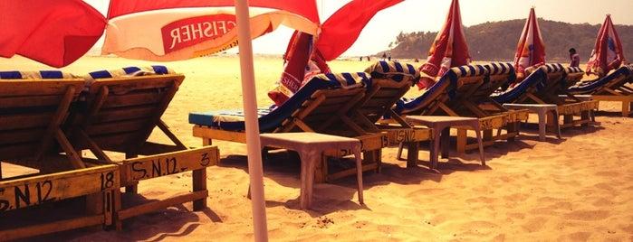 martin beach Shack is one of Minhas diversões.
