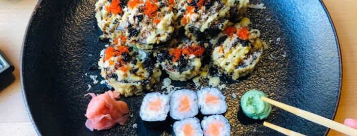 Yami Sushi Bistro is one of New jinx.