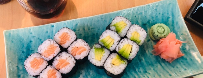 Yami Sushi Bistro is one of New jinx.