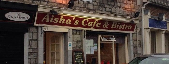 Aisha's Cafe & Bistro is one of Locais curtidos por Colm.