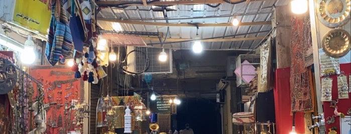 Al Thomairi Old Market is one of Anfal.R 님이 좋아한 장소.