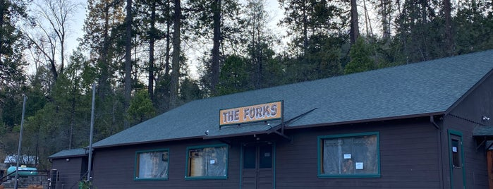 The Forks Resort is one of California.