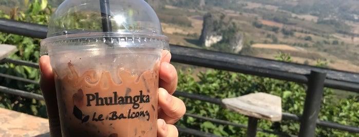 Phulangka Le Balcony is one of พะเยา แพร่ น่าน อุตรดิตถ์.
