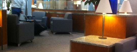 American Airlines Admirals Club is one of Airports and Airport Lounges.