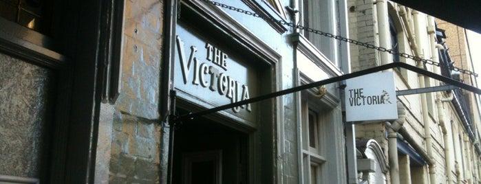 The Victoria is one of UK Birmingham.