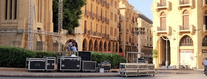 Place De L'Etoile Cafe & Restaurant is one of Beirut City Places.