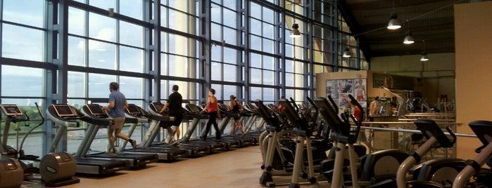 Fitness House is one of Tempat yang Disukai Сергей.