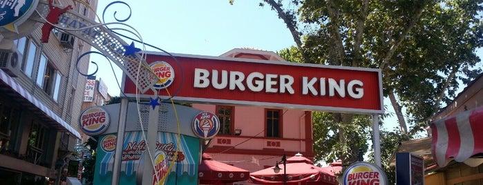 Burger King is one of Emre : понравившиеся места.