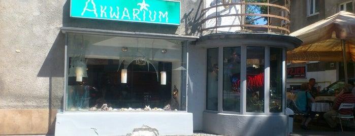 Akwarium is one of WRSZW.