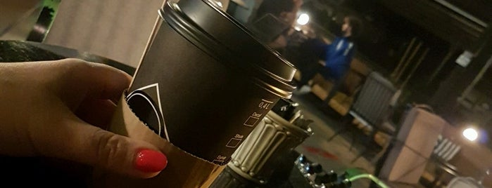 Filab Coffee Master is one of antalya.