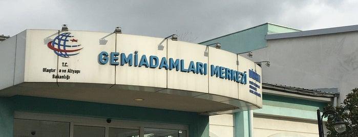 Gemi Adamları Sınav Merkezi (Gasm) is one of สถานที่ที่ E ถูกใจ.