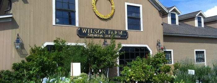 Wilson Farm is one of Farms and markets.