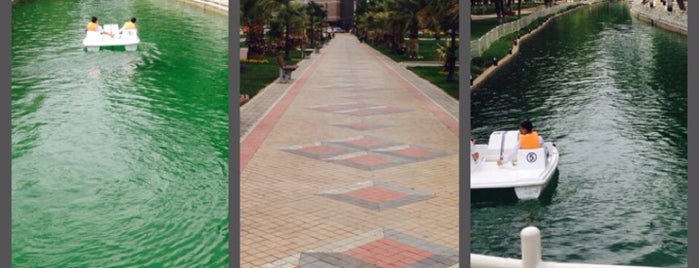 Maanoğlu Parkı is one of สถานที่ที่ Seda ถูกใจ.