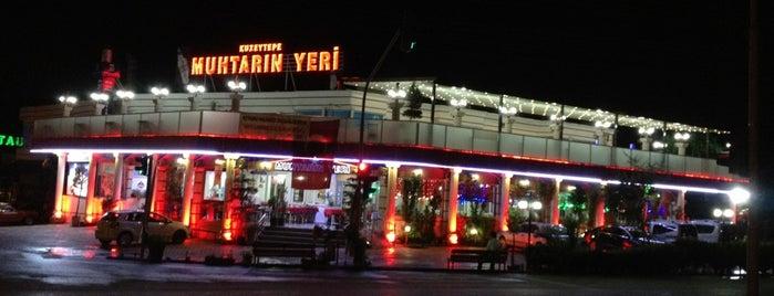 Kuzeytepe Muhtarın Yeri is one of Gidilecek.