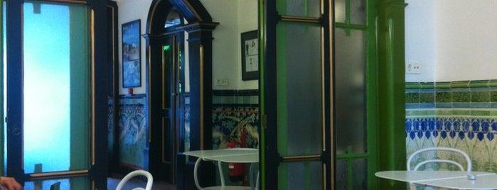 Museu Arte Nova - Casa de Chá is one of Pc friendly & Free WIFI @Aveiro.