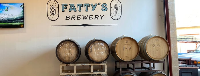 Captain Fatty's Craft Brewery is one of Priscilla 님이 좋아한 장소.