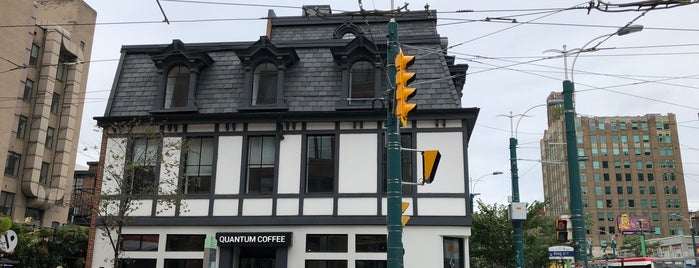 Quantum Coffee is one of Toronto.