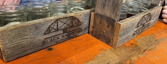 Black Narrows Brewing Comany is one of Chesapeake Bay.