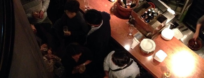 Parabola is one of Cool Tokyo Bars.