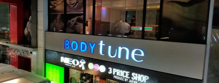 Body Tune is one of Bangkok in 3 Days.
