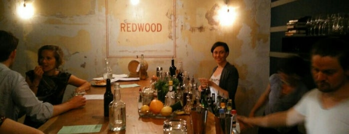 Redwood is one of Berlin for visitors.
