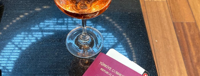 Turkish Airlines Lounge Business is one of Posti che sono piaciuti a Deniz.