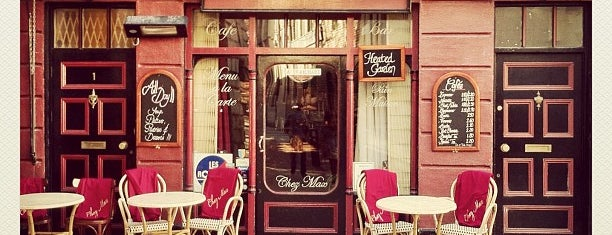 Chez Max is one of Dublin Dining Spots.