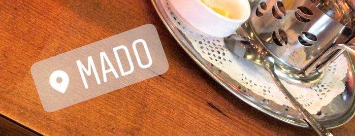 Mado is one of Locais curtidos por Barış.