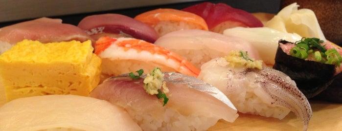 魚がし日本一 三田店 is one of 田町ランチスポット.