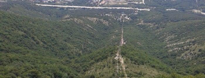 Канатная дорога Сафари парка is one of Анапа-Геленджик.