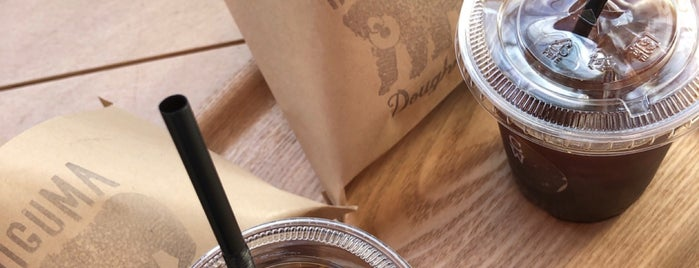 Higuma Doughnuts × Coffee Wrights is one of Tochickyo.