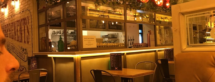 Els pinxus is one of Tapas in Barcelona.