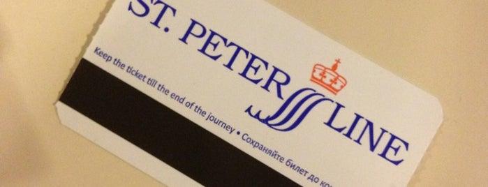 St Peter Line is one of Алена : понравившиеся места.