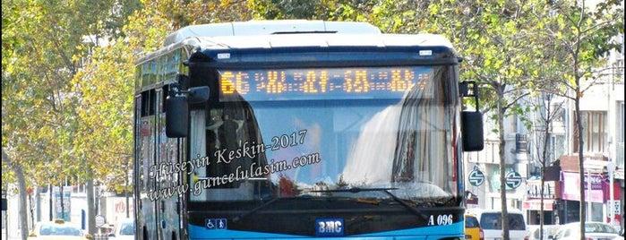 66 Gülbağ - Eminönü is one of İstanbul Etiket Bonus Mekanları #1 💱💲💵🍀.